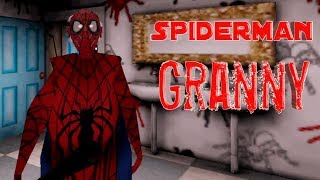 Spiderman Granny Full Gameplay