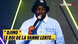 Humour à Paris Découvrez Djimo Le Roi De La Vanne Lente