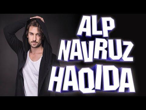 """""""Sinan"""" Alp Navruz hayoti va ijodi haqida! (Fazilat xonim va qizlari serialidagi Sinan Egemen)"""