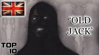 Top 10 Scary British Urban Legends