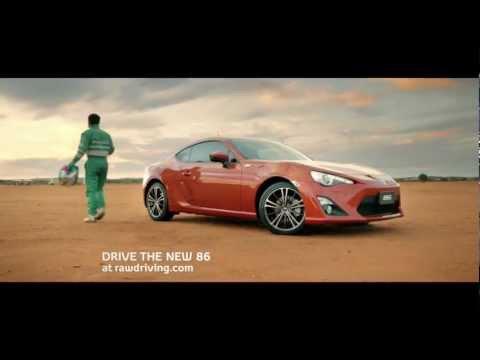 Toyota  Gt86 Купе класса A - рекламное видео 3