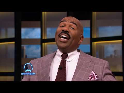 Steve Harvey Creates A Real Love Connection Between Two Audience Members