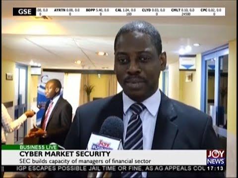 Business Live on JoyNews (25-10-18)