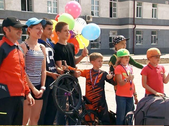 Велосипедисты пробились на Кубок страны