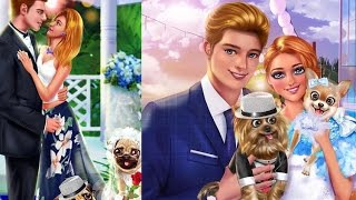 Pet Wedding Party Beauty Salon, Pet Caring Games, Videos Games for Kids - Girls - Baby Android