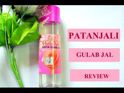 , title : 'Patanjali Gulab Jal Review'