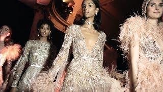 Elie Saab Spring / Summer 2018 Haute Couture