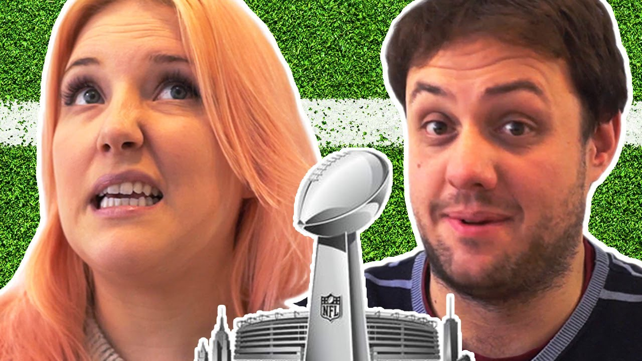 British People Try To Describe The Super Bowl thumbnail