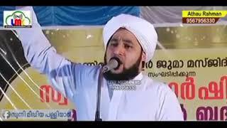 Perod Muhammad Azhari Heart Touching Speech