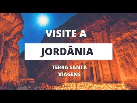 Conheça a Jordânia