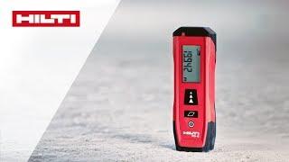 Hilti Pd5 Laser Entfernungsmesser : Laserdistanzmessgerät 免费在线视频最佳电影电视节目 viveos