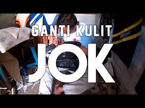Video #6 Yamaha Byson - Ganti Kulit Jok Byson dengan MBtech