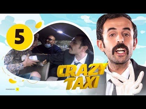 """الحلقة 5 من برنامج """"كريزي تاكسي"""": """"الدكتور"""""""