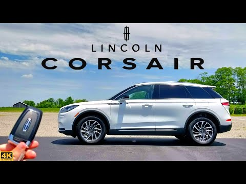 External Review Video qEYOlcj-O4s for Lincoln Corsair & Corsair Grand Touring (Hybrid) Crossover
