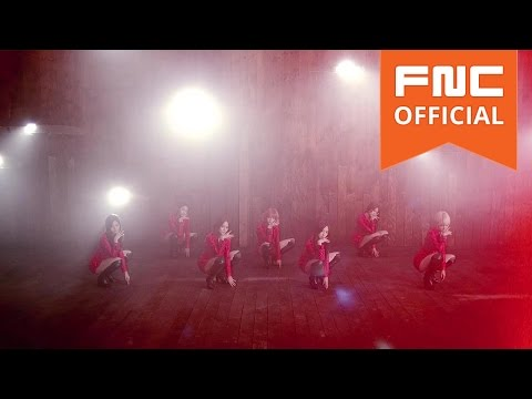 YOUTUBE MV - AOA - Like A Cat