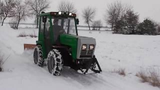 Milhaussovic Yukon w5032 hrne sníh