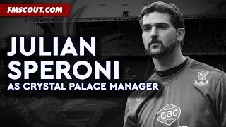 We continue our legends as managers series as we set Julian Speroni