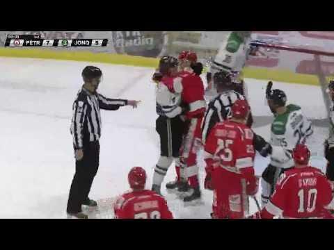 Steven Oligny vs. Vytal Cote