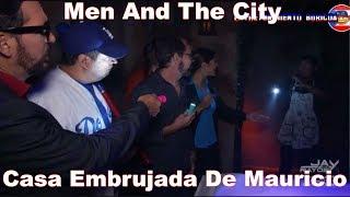 Raymond Y Sus Amigos Men And The City Casa Embrujada 30-oct-18