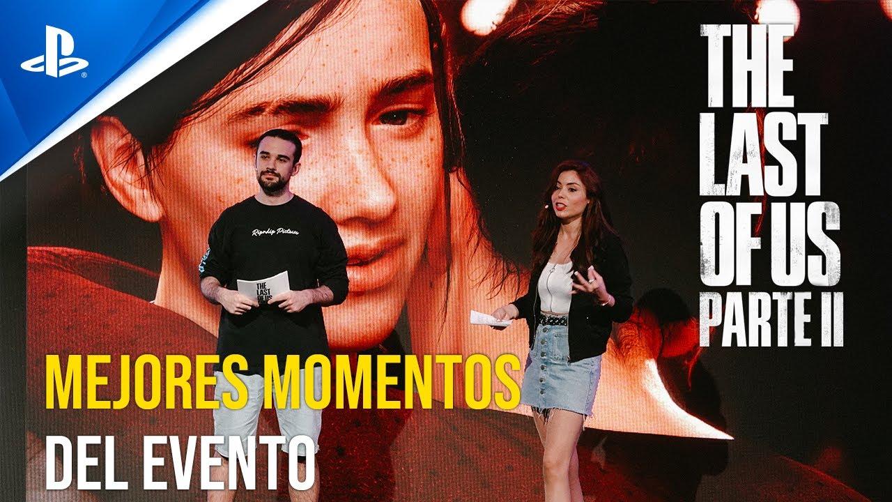 Disfruta de nuestro videoresumen del evento de bienvenida de The Last of Us Parte II