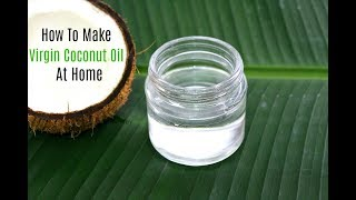 How To Make Virgin Coconut Oil At Home – Ventha Velichenna – Urukku Velichenna – Coconut Oil Recipe