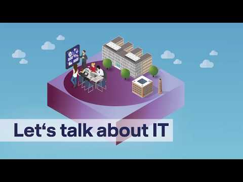 Embedded video for Let's talk about IT