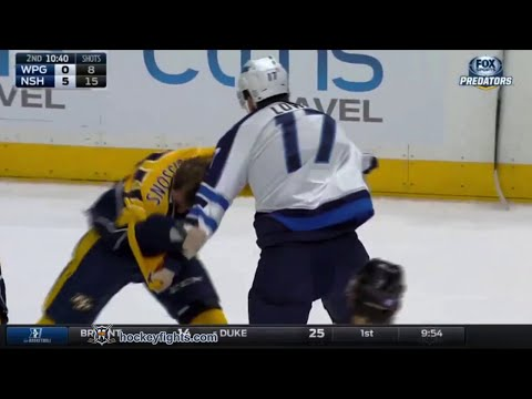 Colton Sissons vs. Adam Lowry
