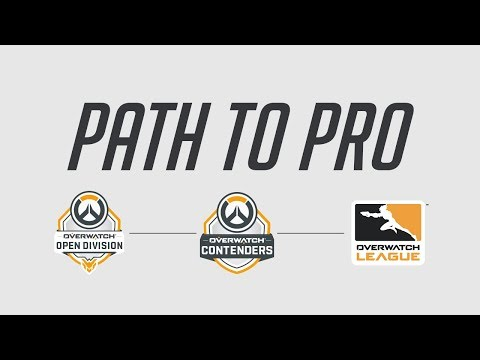 Dream of eSports Greatness? Check Out the Path to Pro 2018