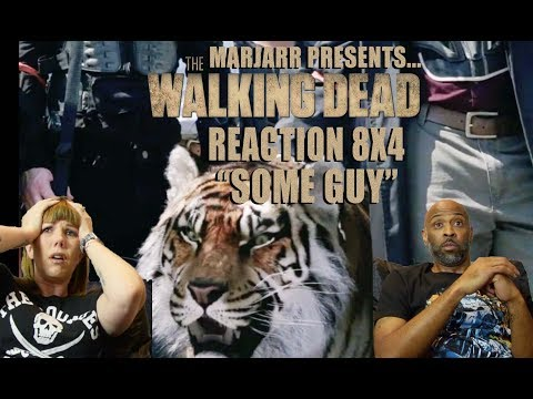 REACTION | 8x4 | THE WALKING DEAD |