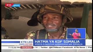 Uhusiano baina ya Kenya na Somalia waendelea kuzorota, je hatma ya KDF ni ipi?