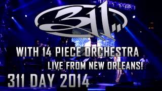 311 With The Unity Orchestra (Album Release)