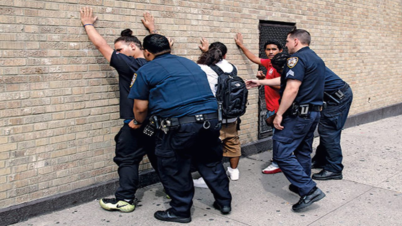 NYPD: Would You like A Receipt For Your Stop And Frisk? thumbnail