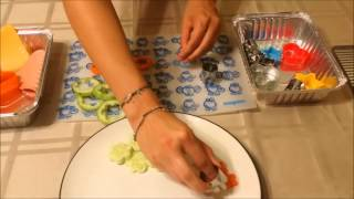 The Happy Lunch Box - How To Use Cookie Cutters