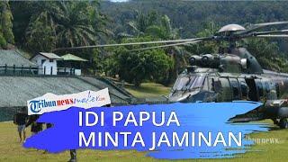 IDI Wilayah Papua Minta Jaminan Keamanan untuk Nakes di Papua, Istana Ultimatum KKB: Segera Hentikan