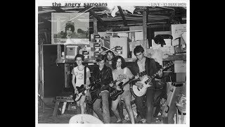 ANGRY SAMOANS - 14 GET OFF THE AIR - LIVE AT CAMARILLO STATE - 5/12/79