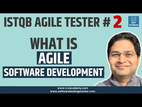 ISTQB Agile Tester #2 - What is Agile Software Development ...