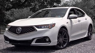2019 Acura TLX: Review