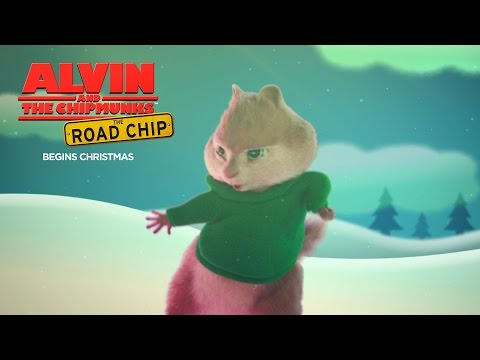 Alvin and the Chipmunks: The Road Chip (Viral Video 'I Want Chipmunks for Christmas')