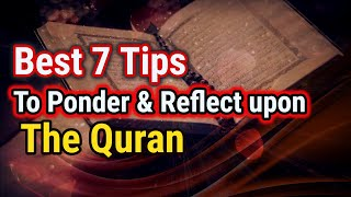Is My Reciting Going All In Vain! 7 Best Tips To Connect With The Quran