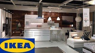 IKEA KITCHEN KITCHENS HOME DECOR SHOP WITH ME SHOPPING STORE WALK THROUGH 4K