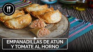 Empanadillas de atún, huevo duro y tomate: cómo prepararlas paso a paso