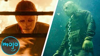 Top 10 Craziest Things Horror Movie Villains Survived
