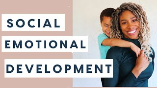 Social-Emotional Learning & Development (4-5 Year Old) | Emotional Intelligence for Kids