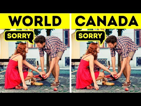 50 Things That Prove Canada Is a Unique Country