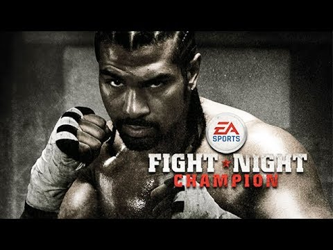 FIGHT NIGHT CHAMPION All Cutscenes (XBOX ONE X) Game Movie 1080p HD