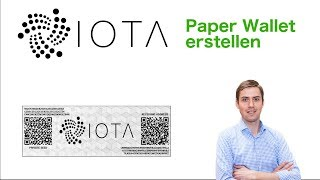 Anleitung: IOTA Paper Wallet erstellen