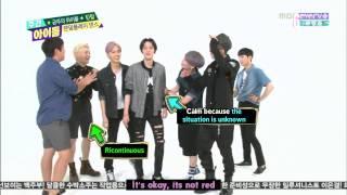 [6TOTSubs] 150701 Weekly Idol TEEN TOP Part 1/2