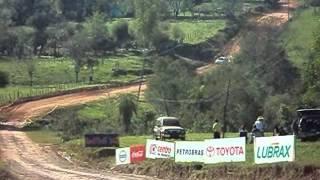 preview picture of video 'Rally de Caaguazú 2012'