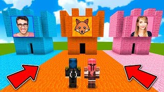 Minecraft ITA - NON SCEGLIERE IL CASTELLO SBAGLIATO!!