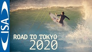 How to Qualify for Surfing in the Tokyo 2020 Olympics